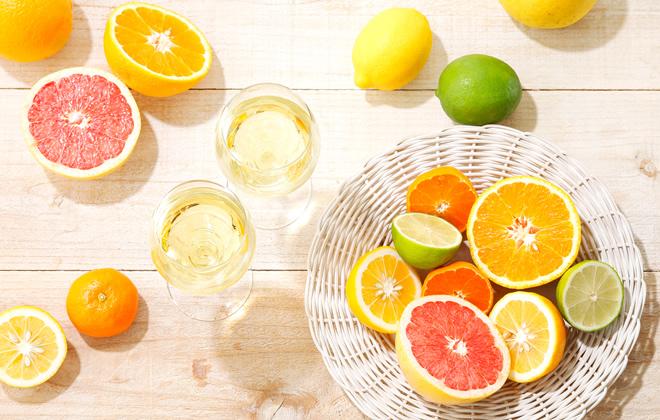 経口補水液柑橘類
