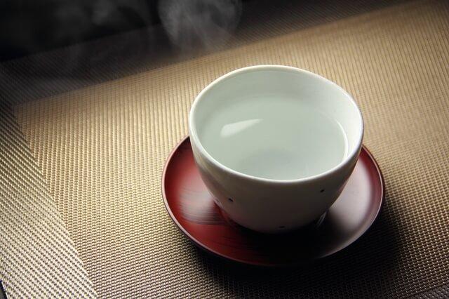 白湯健康法