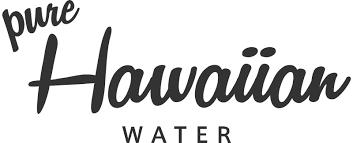 ハワイアンウォーターロゴ