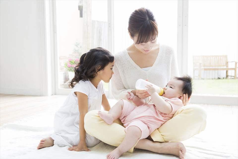 赤ちゃんミルク純水