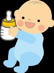 水道直結型ウォーターサーバーと赤ちゃんのミルク