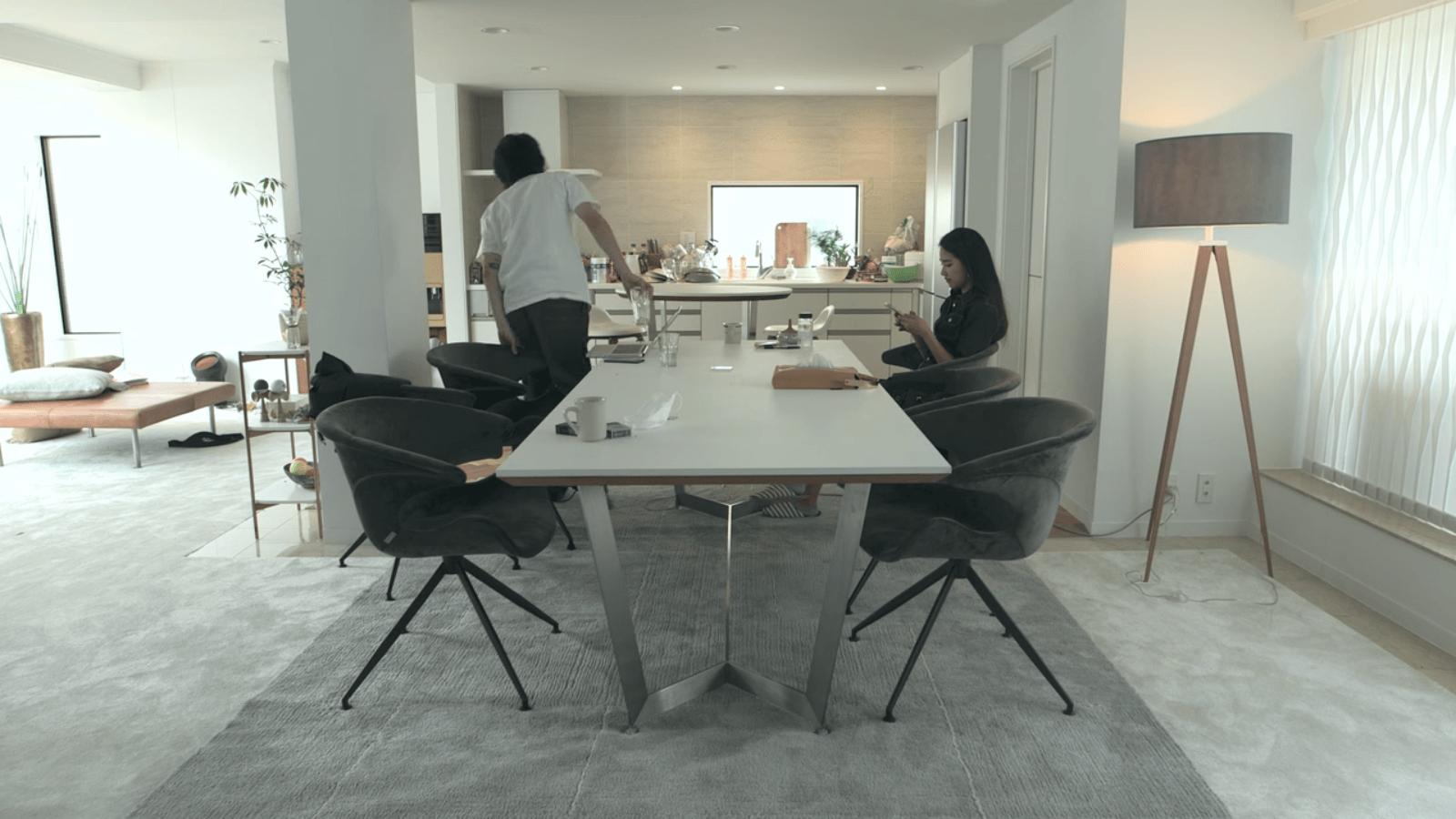 テラスハウス東京2020キッチン雑談