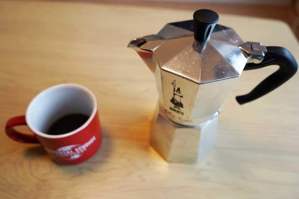 ウォーターサーバーで作るエスプレッソコーヒー