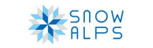 スノーアルプスロゴ